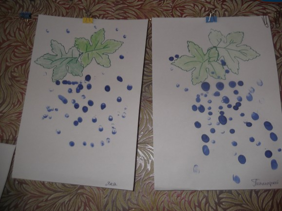 8ccae91cc007 Работы детей на занятиях кружка
